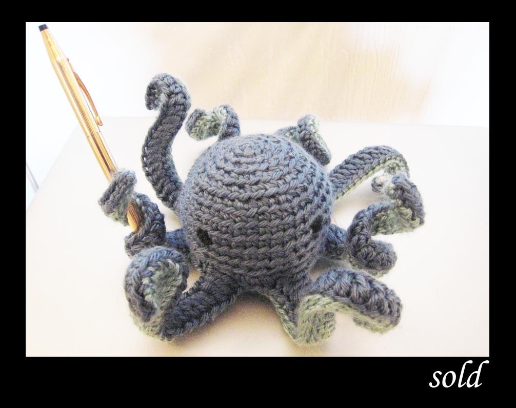Octopus Pattern Crochet Crochet Octopus Pattern